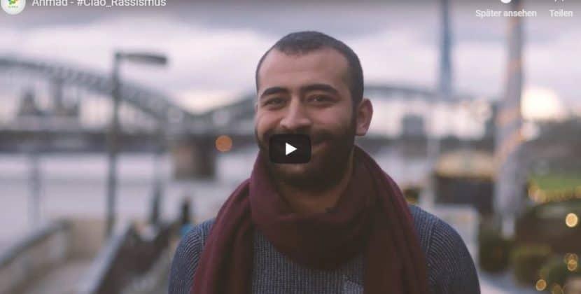 Ahmad – #Ciao_Rassismus