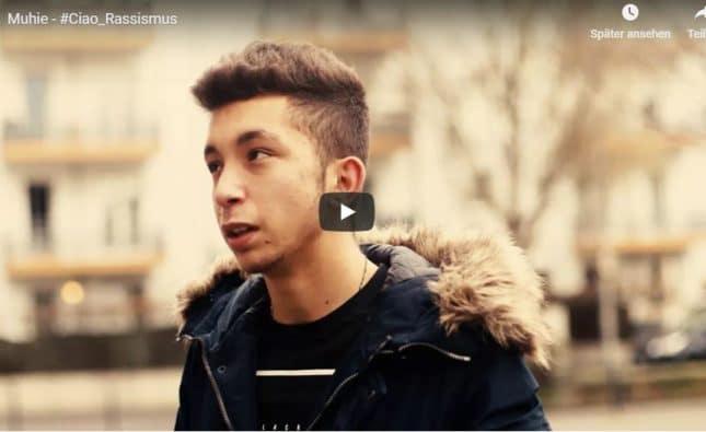 Muhieddin – #Ciao_Rassismus
