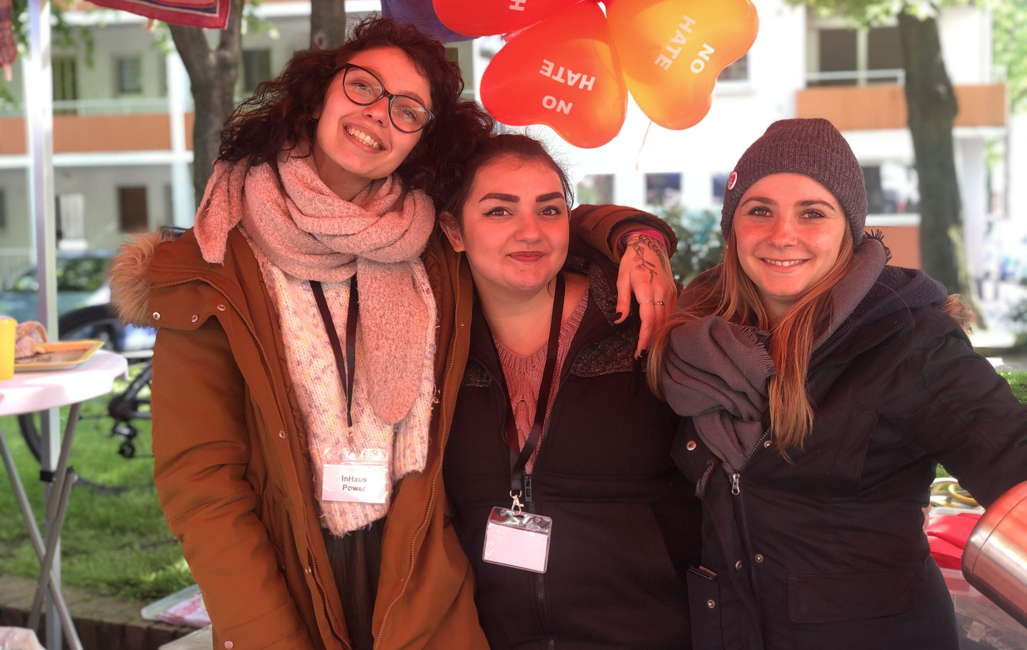 1. Solidarisches Maifest – Kalk für Alle!
