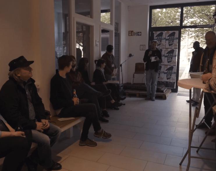 1. Kölner Literaturnacht –    KLiteratur im InHaus!