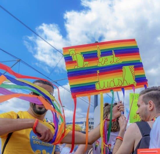 Stolz auf die Liebe! #ColognePride – In-Haus e.V.