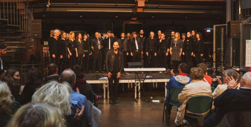 """""""Klangwelt Chor"""" – KalkMusik 2019"""