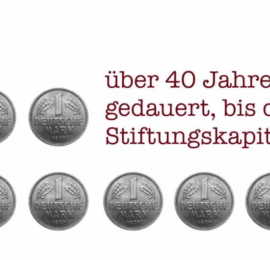 Der Schatz in der Wiehlerstraße – Bilz-Stiftung