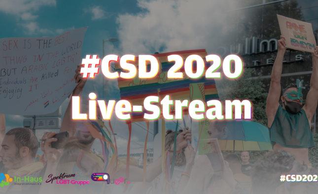 CSD 2020 Live Stream