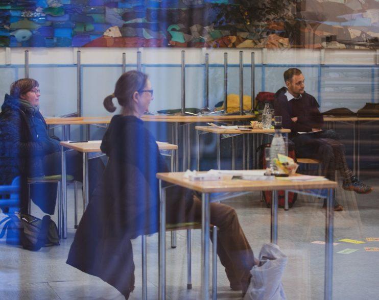 """Photo from Workshop """"Was Heißt Für Sie Augenhöhe?"""""""