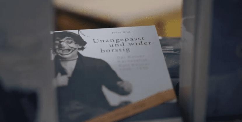 """Lesung: """"Unangepasst und widerborstig"""" mit Fritz Bilz"""