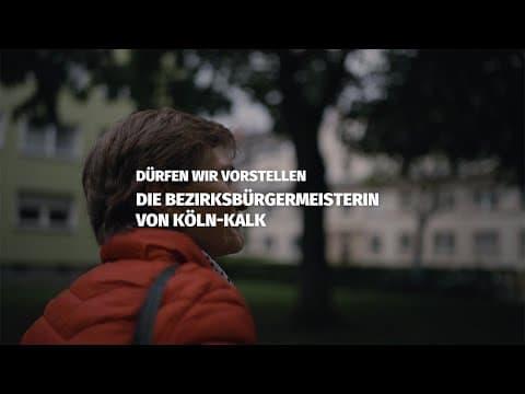 Wir stellen euch vor: Die #Bezirksbürgermeisterin von Köln-Kalk