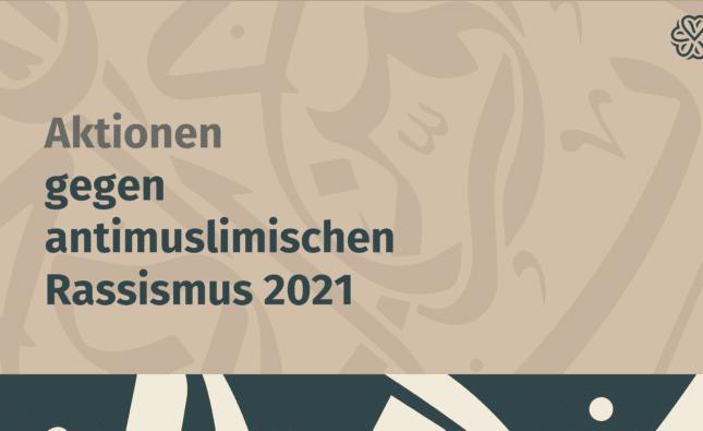 antimuslimischen Rassismus