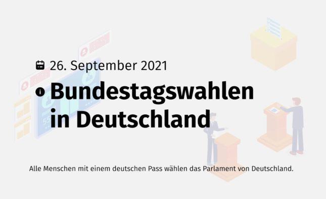 Die Bundesmigrant:innenwahl 2021
