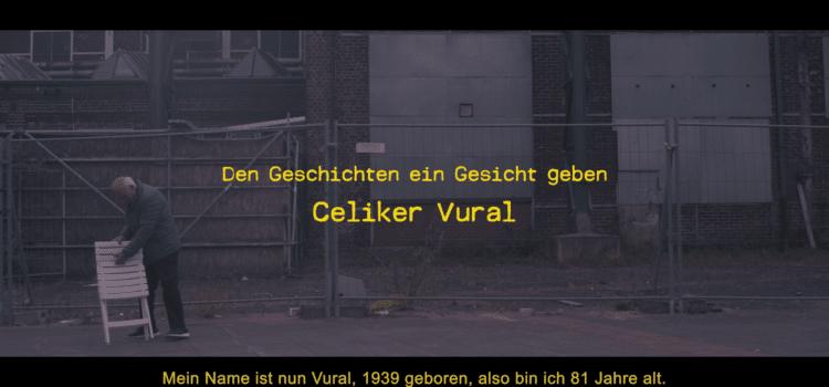 Der Geschichte ein Gesicht geben – und Namen Vural Çeliker